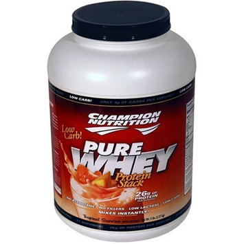 Champion Nutrition Pure Whey Stack 5-pound Bottle Tropical , Bottle