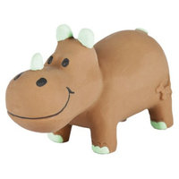 Charming Pet Lil Roamers - Rhino Large Latex (Brown)