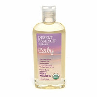Desert Essence Cuddle Buns Softening Body and Massage Oil