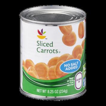 Ahold Carrots Sliced No Salt Added