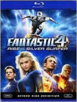 20th Century Fox Fantastic Four: Rise of the Silver Surfer