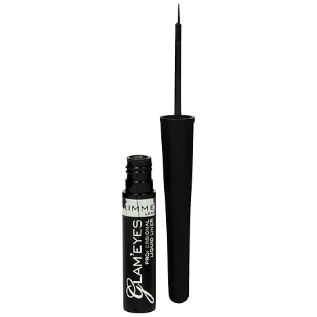 Rimmel London Glam'Eyes Precise Design Liquid Eyeliner