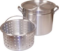 60Qt Alu Pot/Basket KK60R by Metal Fusion