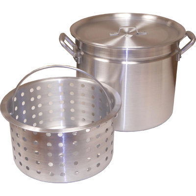 60Qt Alu Pot/Basket KK60R by Metal Fusion