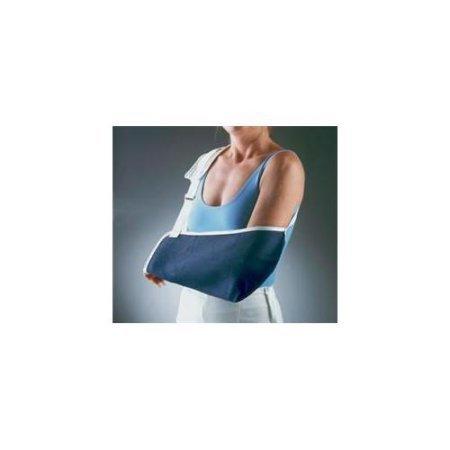 FLA Orthopedics 28-3011LDEN Denim Cradle Arm Sling XL