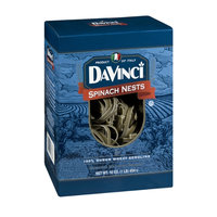 DaVinci Spinach Nests 100% Duram Wheat Semolina Macaroni