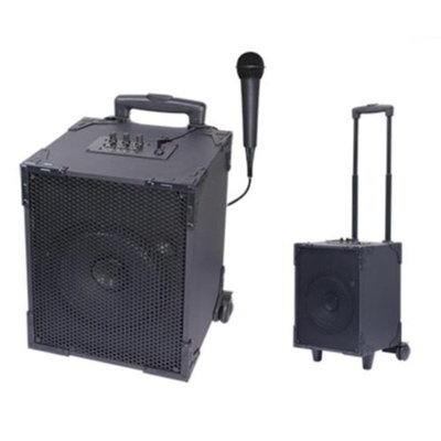 Craig Portable Speaker System with Bluetooth Wireless Technology