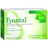 B-natal Morning Sickness Lozenges