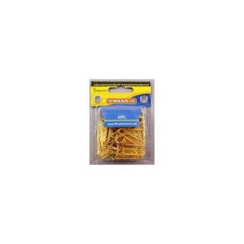 Dollardays International, Inc. Gold Colored Paper Clips - 1.25