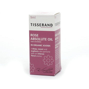 Tisserand Aromatherapy Rose Absolute in Organic Jojoba Oil