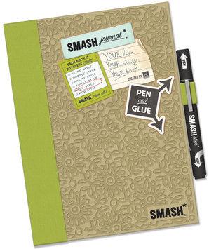 K & Company SMASH Folio Journal Book - Eco Green