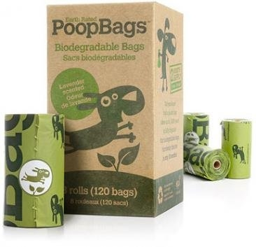 Earth Rated Biodegradable Poop Bags