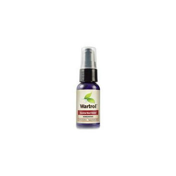 Pacific Naturals UH137 WARTROL - Homeopathic Spray