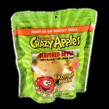 Crazy Apples Tropical Blast Flavored Apple