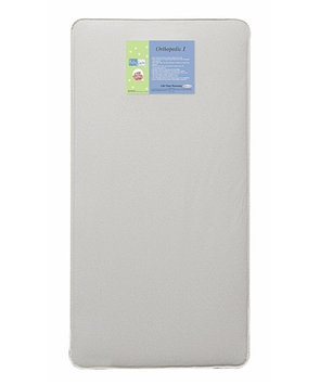 Baby Luxe L.A. Baby Babyluxe Orthopedic Crib Mattress - 126 Coil
