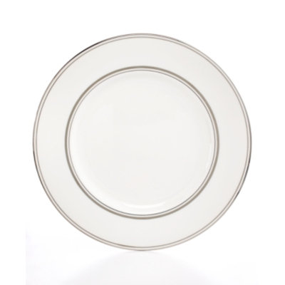 Kate Spade kate spade new york Library Lane Dinner Plate