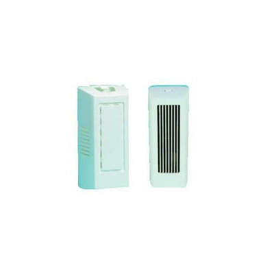 FRESH PRODUCTS White Super Freshener Dispenser Cabinet with Fan
