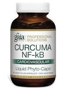 Gaia Herbs/professional Solutions Curcuma NF-kB: Cardiovascular 60 caps