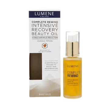 Lumene Complete Rewind Intensive Recovery Beauty Oil, 1 oz