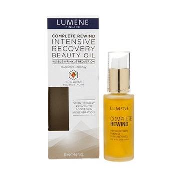 Lumene Complete Rewind Intensive Recovery Beauty Oil, 1 oz