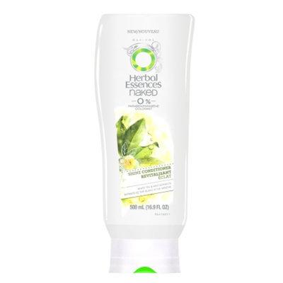 Herbal Essences Naked Shine Conditioner, 16.9 fl oz