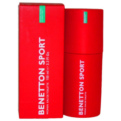 Benetton Sport Sport Eau De Toilette Spray