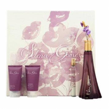Selena Gomez Gift Set for Women, 4 Piece, 1 set