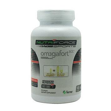 Nutriforce Sports Omegafort SCC - 90 Softgels