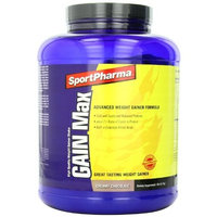 Sportpharma Gain Max Chocolate, 6lb, 6.5 Bottle