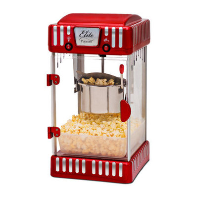 Elite by Maxi-Matic 2.5 oz. Classic Tabletop Kettle Popcorn Maker