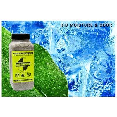 IMTEK Environmental 23606 Moisturesorb Eco Moisture Remover 4mm Granules - 50 lb