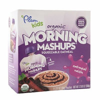 Plum Kids Organic Morning Mashups Squeezeable Oatmeal
