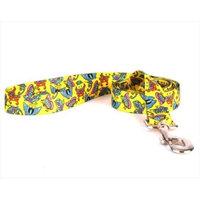 Yellow Dog Design Butterflies on Yellow Lead