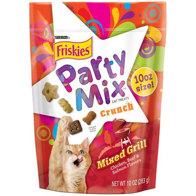 Friskies® Party Mix Crunch Mixed Grill