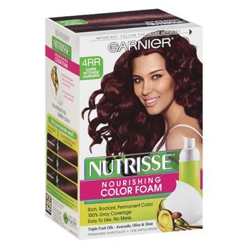 Garnier Nutrisse Nourishing Color Foam Permanent Haircolor