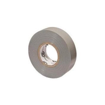 Morrisproducts Vinyl Plastic Electrical Tape 7MIL X 60' PVC Gray