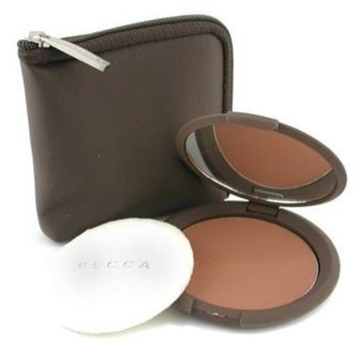 BECCAby Rebecca Virtue BECCAFace Care 0.34 Oz Fine Pressed Powder - # Carob For Women