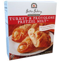 Better Bakery Artisan Melts Turkey & Provolone Sandwiches, 2 count, 11.2 oz
