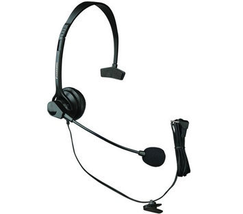 At & T KX-TCA60 For ATT Phones Over The Head Headset