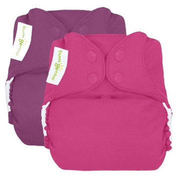 Bum Genius bumGenius Freetime Reusable Diaper Set - Dazzle/Countess