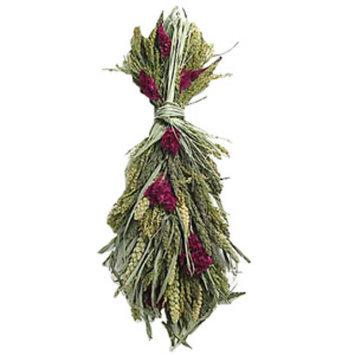 Organic Bouquet Savory Bird Swag