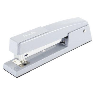 Swingline Classic Full Strip Stapler-20 Sheet Capacity - Light Gray