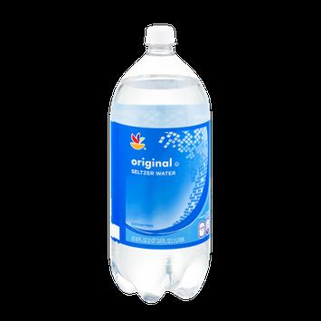 Ahold Original Seltzer Water