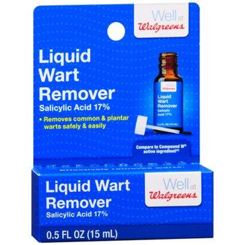 Walgreens Liquid Wart Remover
