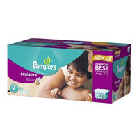 Pampers® Cruisers™ Diapers Size 7