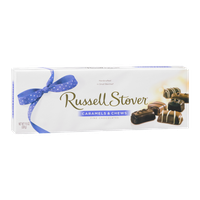 Russell Stover Fine Chocolates Caramels & Chews
