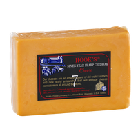 Hook's Seven Year Sharp Cheddar Cheese