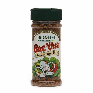 Frontier Natural Products Co-op Bac 'Uns Vegetarian Bits