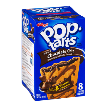 Kellogg's Pop-Tarts, Frosted Chocolate Chip