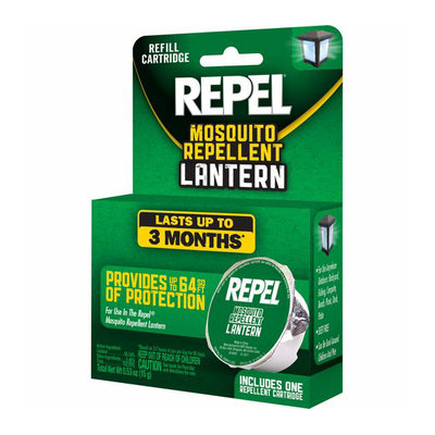 Repel Mosquito Repellent Lantern Refill